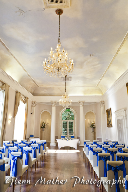 Colwick Hall ceremony room