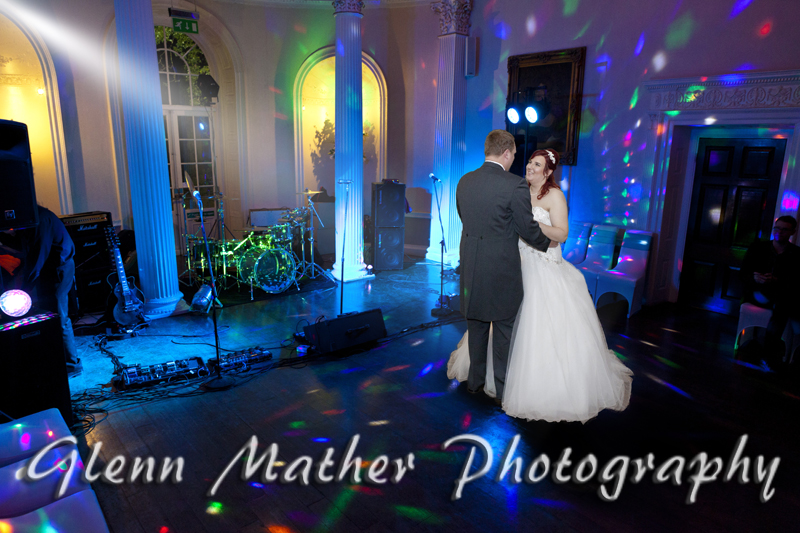 Colwick Hall first dance