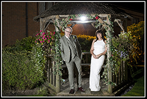 Nottingham Couple Wedding Review