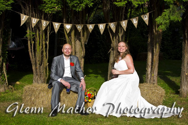 Nottingham Wedding Photography by Glenn Mather