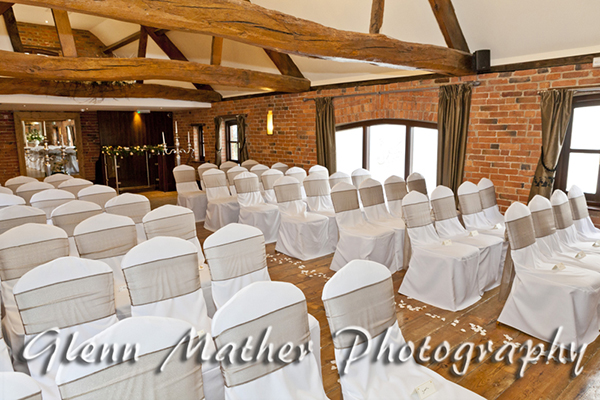 Swancar upstairs ceremony room
