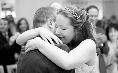 West bridgford wedding couple