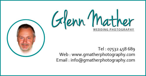 Glenn Mather Business Card